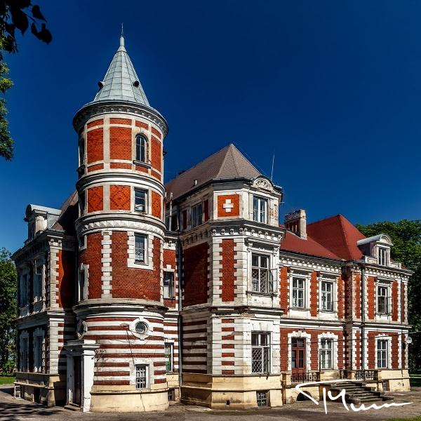 sesje fotograficzne - architektura, Pałac Kronenberga