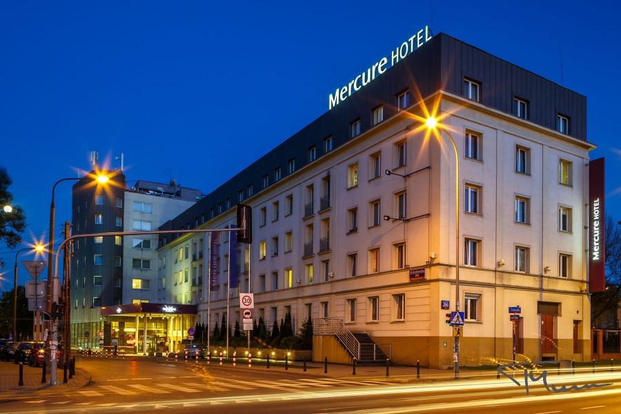 fotografia reklamowa - Hotel Mercure Warszawa