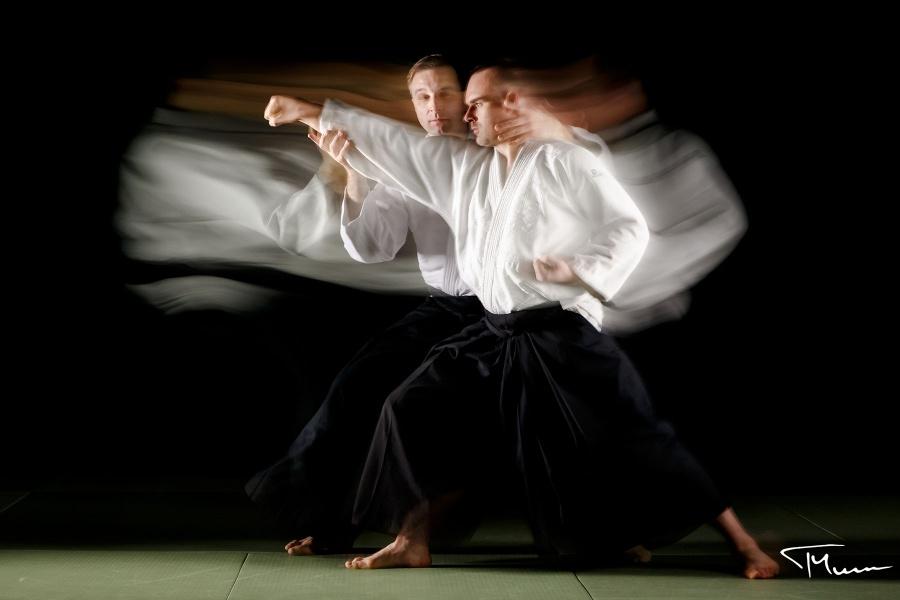 sesja fotograficzna - sport, sztuki walki
