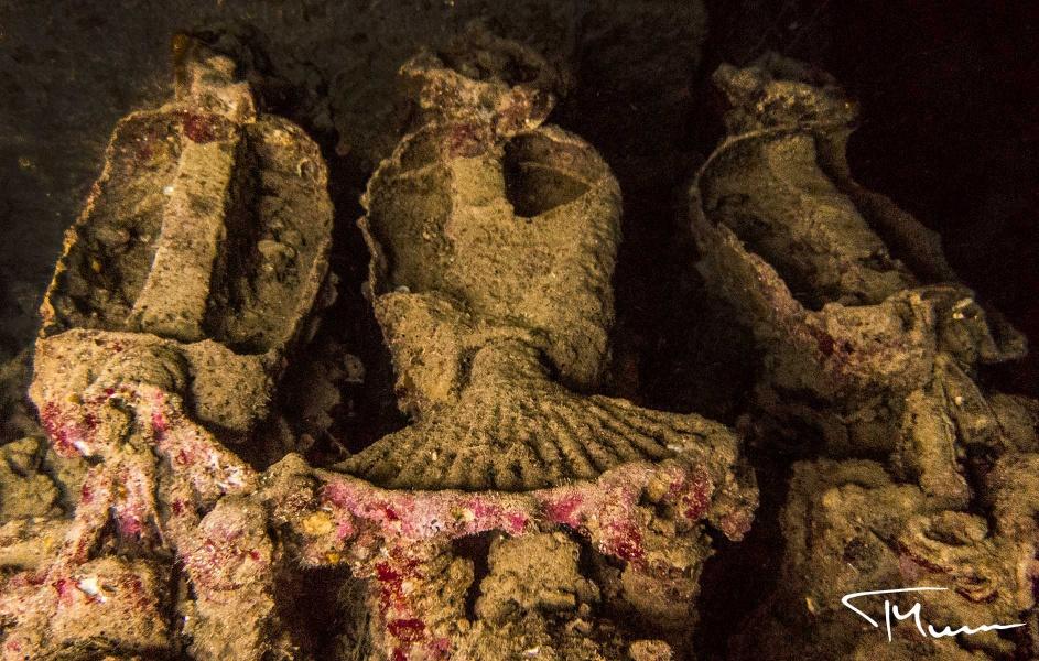 fotografia podwodna - wrak SS Thistlegorm, Morze Czerwone
