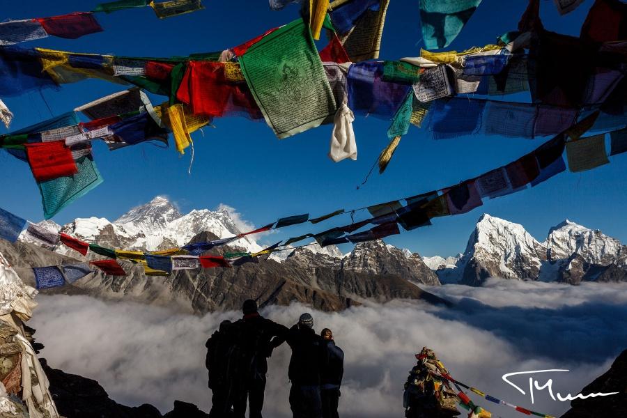 fotografia podróżnicza, dolina Khumbu, Nepal