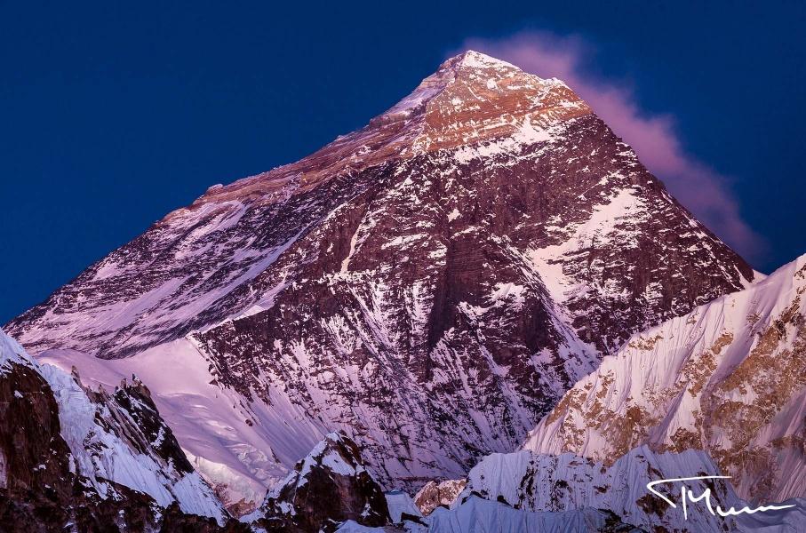 fotografia podróżnicza - Mount Everest, Tadeusz Mirosz