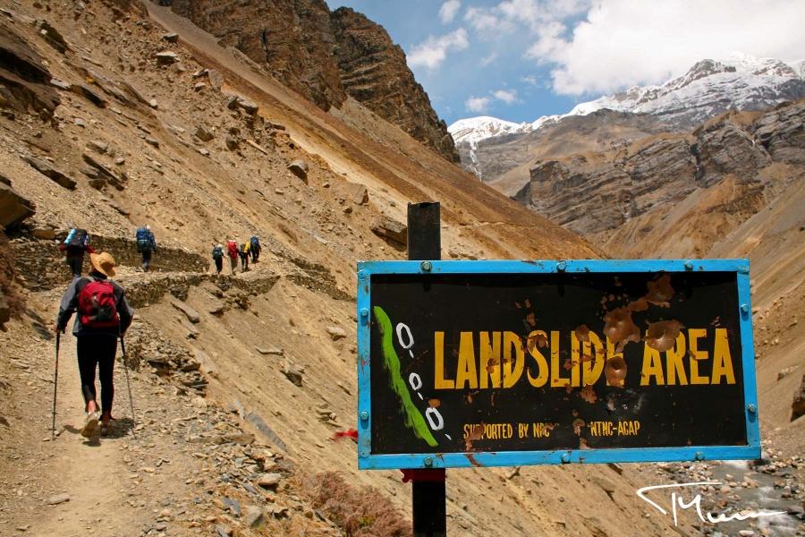 fotografia podróżnicza - Annapurna trek, Nepal